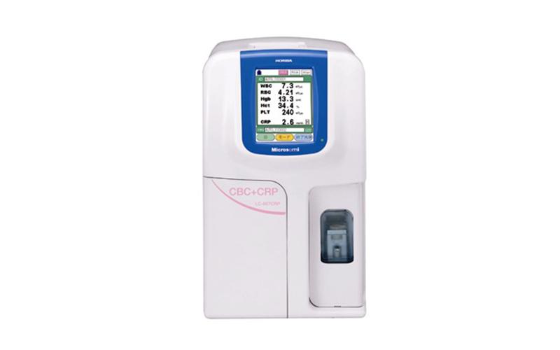 白血球計測CRP測定装置